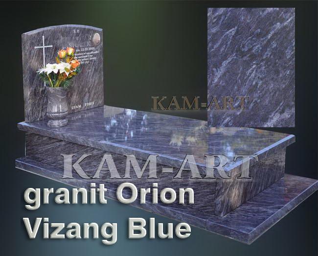 nagrobek-z-zgranitu-Orion-Wizang-Blue-Kraków