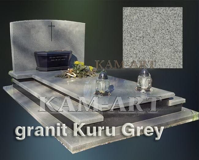 Kraków-nagrobek-z-zgranitu-kuru-grey