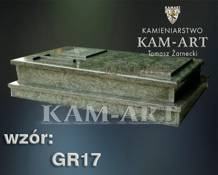 grobowiec granitowy kraków nagrobek na piwnicę w Krakowie 17