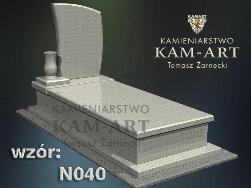 wzór-nagrobka-granitowego-kamieniarstwo-Kraków-40