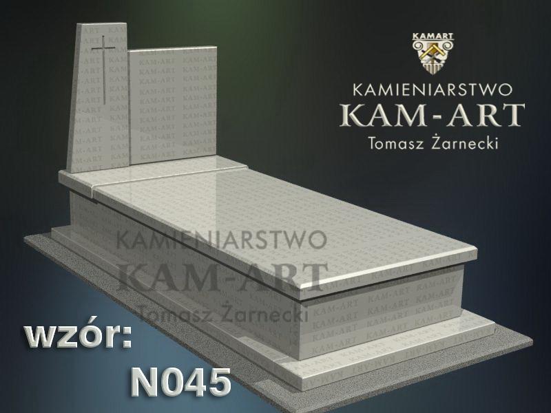 wzór-nagrobka-granitowego-kamieniarstwo-Kraków-45
