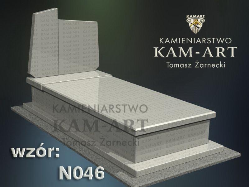 wzór-nagrobka-granitowego-kamieniarstwo-Kraków-46