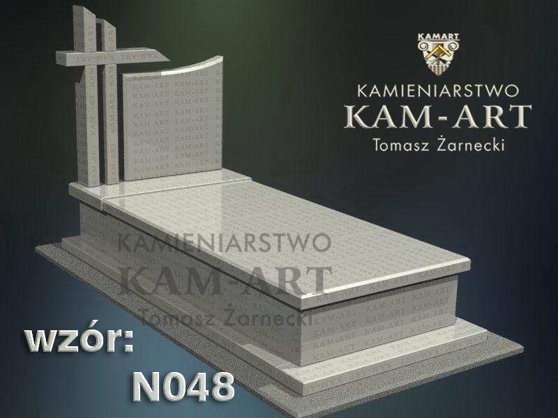 wzór-nagrobka-granitowego-kamieniarstwo-Kraków-48