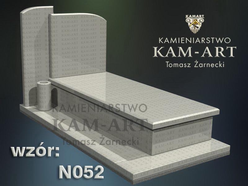 wzór-nagrobka-granitowego-kamieniarstwo-Kraków-52