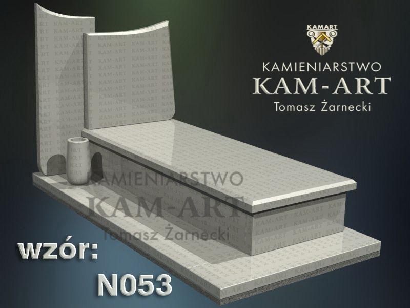 wzór-nagrobka-granitowego-kamieniarstwo-Kraków-53