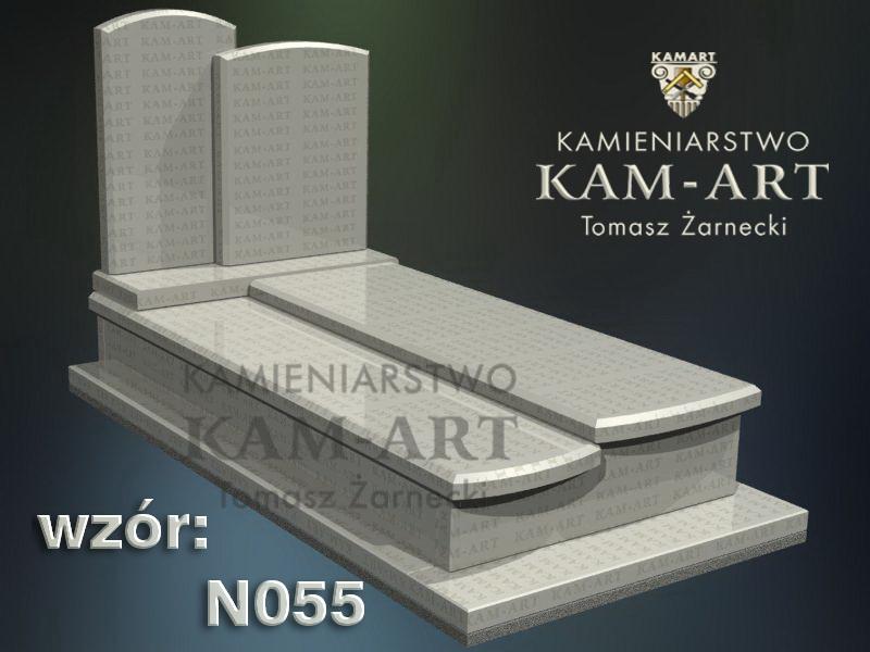 wzór-nagrobka-granitowego-kamieniarstwo-Kraków-54