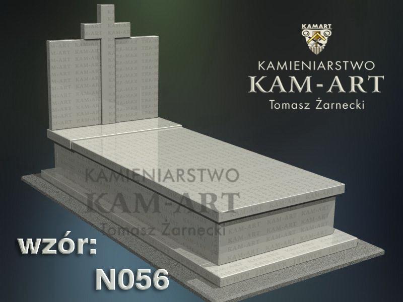 wzór-nagrobka-granitowego-kamieniarstwo-Kraków-56