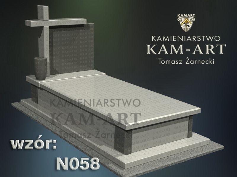 wzór-nagrobka-granitowego-kamieniarstwo-Kraków-58