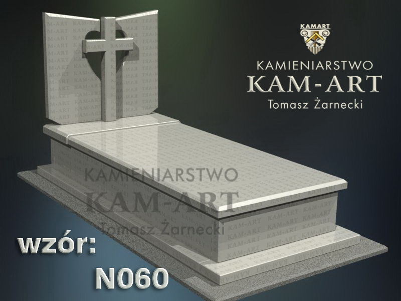 wzór-nagrobka-granitowego-kamieniarstwo-Kraków-60