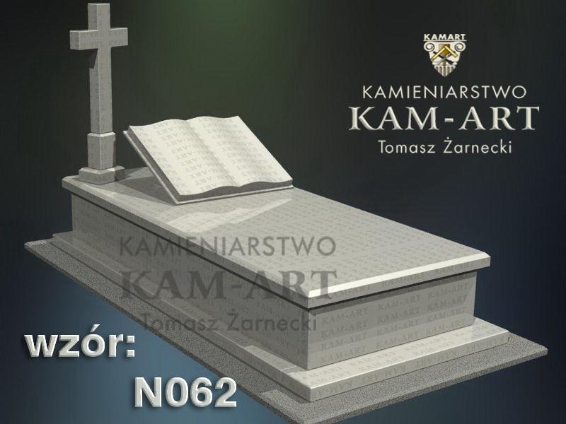 wzór-nagrobka-granitowego-kamieniarstwo-Kraków-62