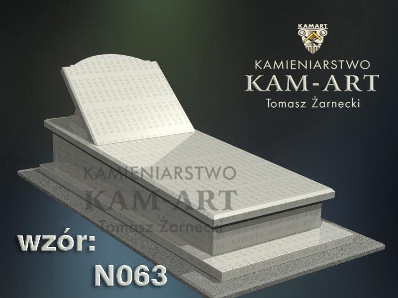 wzór-nagrobka-granitowego-kamieniarstwo-Kraków-63