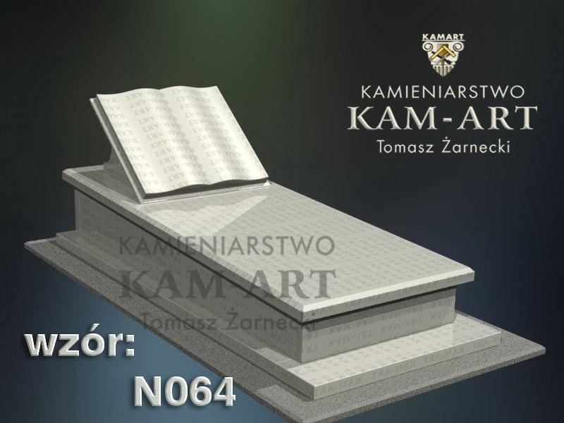 wzór-nagrobka-granitowego-kamieniarstwo-Kraków-64