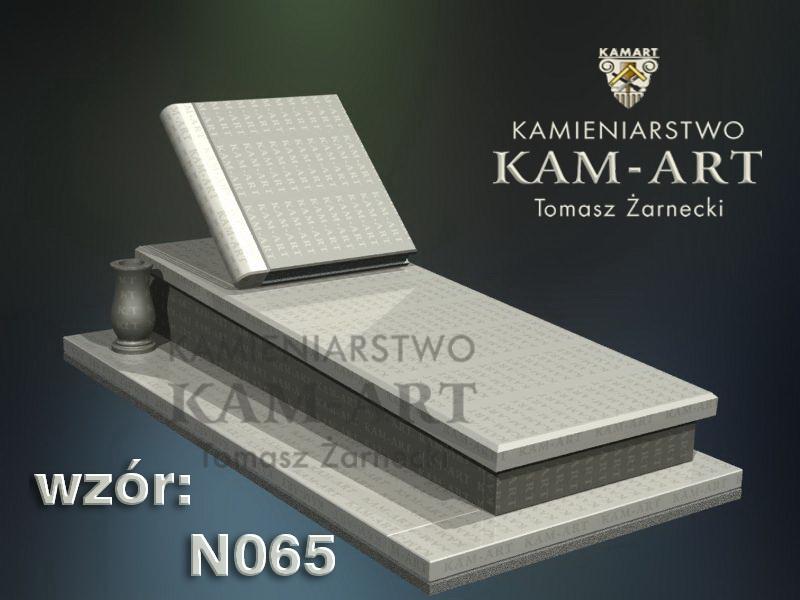 wzór-nagrobka-granitowego-kamieniarstwo-Kraków-65