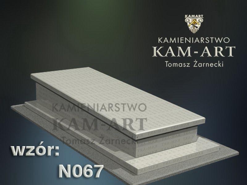 wzór-nagrobka-granitowego-kamieniarstwo-Kraków-67