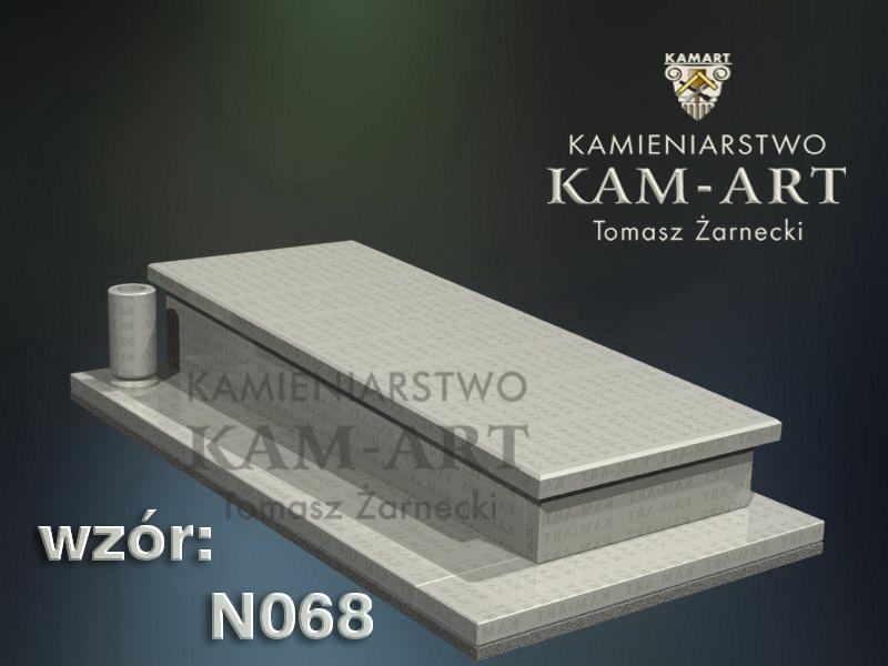 wzór-nagrobka-granitowego-kamieniarstwo-Kraków-68