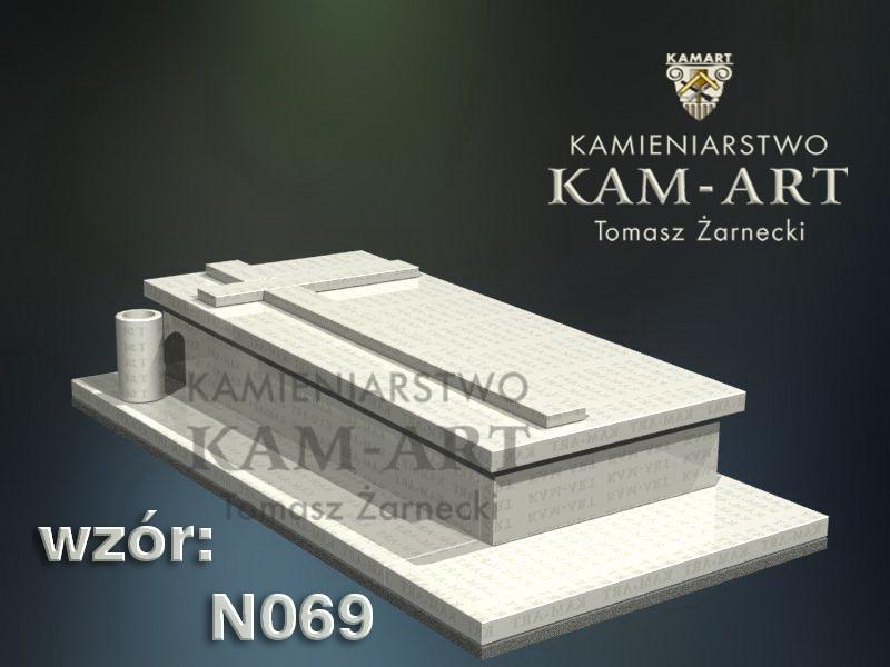 wzór-nagrobka-granitowego-kamieniarstwo-Kraków-69