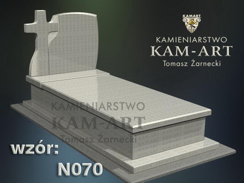 wzór-nagrobka-granitowego-kamieniarstwo-Kraków-70