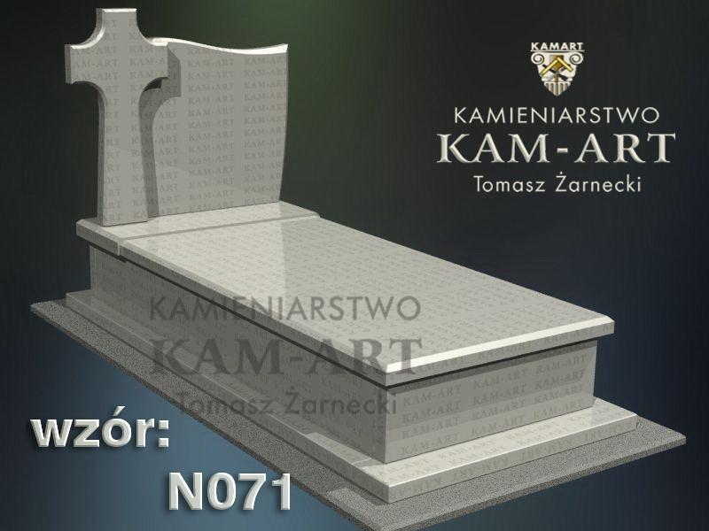 wzór-nagrobka-granitowego-kamieniarstwo-Kraków-71