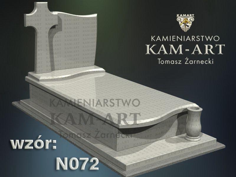 wzór-nagrobka-granitowego-kamieniarstwo-Kraków-72