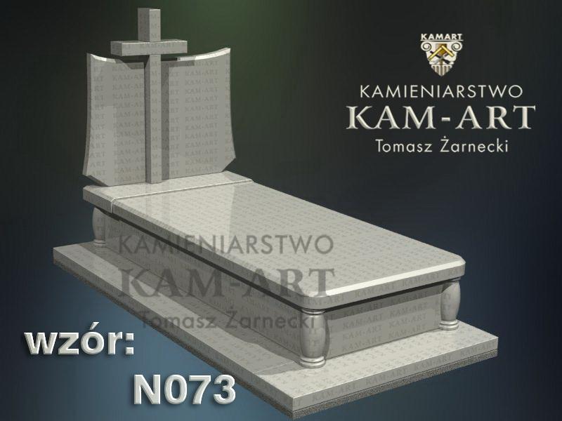 wzór-nagrobka-granitowego-kamieniarstwo-Kraków-73