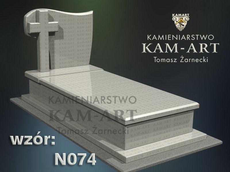 wzór-nagrobka-granitowego-kamieniarstwo-Kraków-74