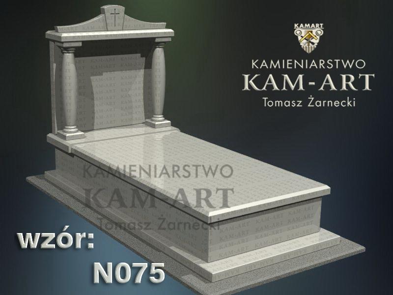 wzór-nagrobka-granitowego-kamieniarstwo-Kraków-75