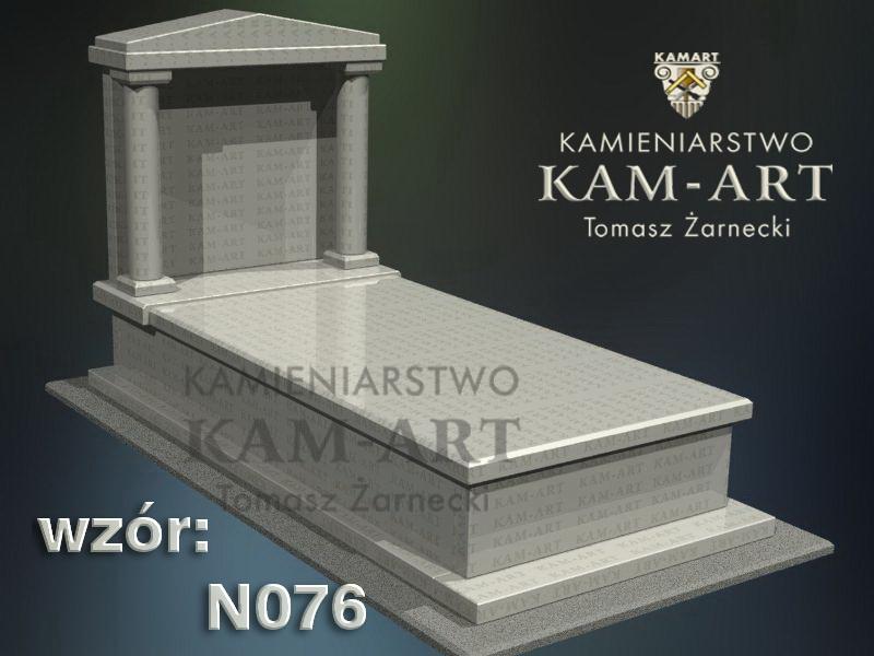wzór-nagrobka-granitowego-kamieniarstwo-Kraków-76