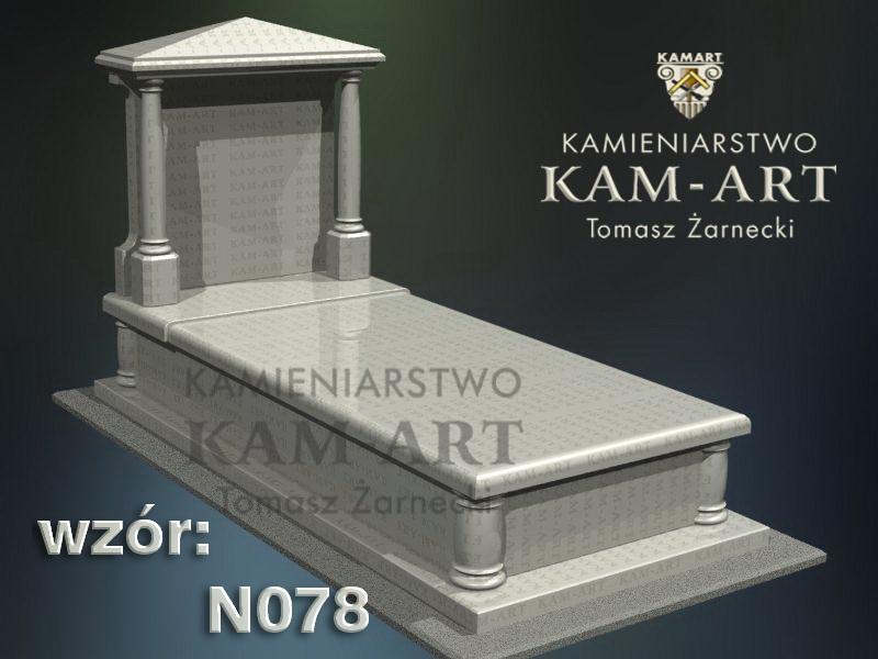 wzór-nagrobka-granitowego-kamieniarstwo-Kraków-78