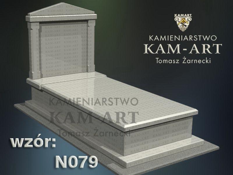 wzór-nagrobka-granitowego-kamieniarstwo-Kraków-79