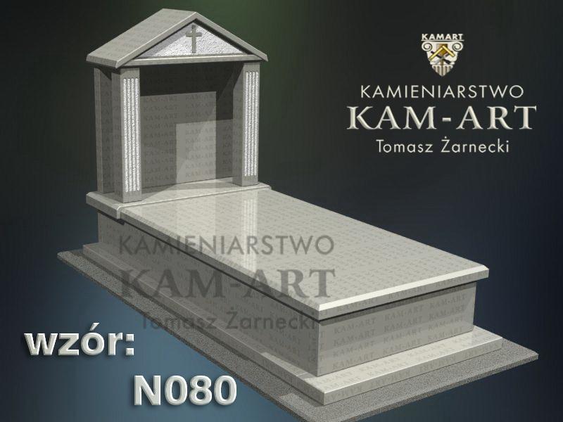 wzór-nagrobka-granitowego-kamieniarstwo-Kraków-80