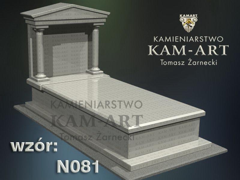 wzór-nagrobka-granitowego-kamieniarstwo-Kraków-81