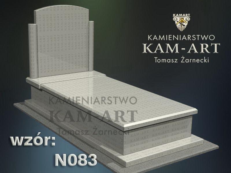 wzór-nagrobka-granitowego-kamieniarstwo-Kraków-83