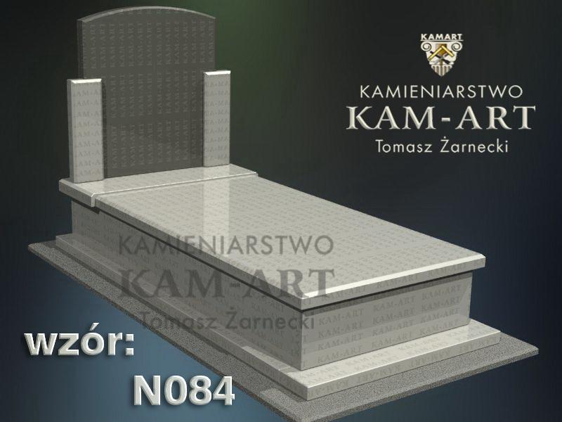 wzór-nagrobka-granitowego-kamieniarstwo-Kraków-84