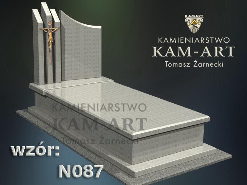 wzór-nagrobka-granitowego-kamieniarstwo-Kraków-87