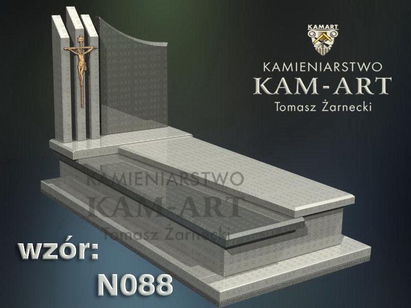 wzór-nagrobka-granitowego-kamieniarstwo-Kraków-88