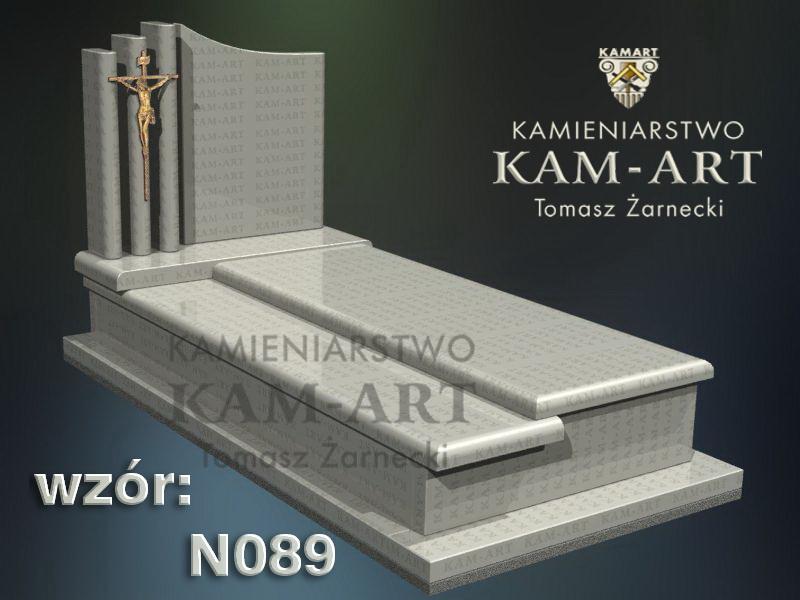 wzór-nagrobka-granitowego-kamieniarstwo-Kraków-89