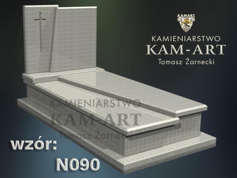 wzór-nagrobka-granitowego-kamieniarstwo-Kraków-90