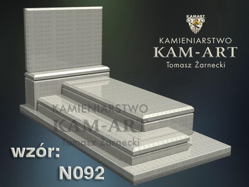 wzór-nagrobka-granitowego-kamieniarstwo-Kraków-92
