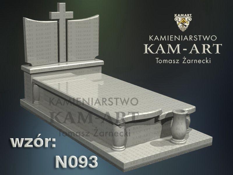 wzór-nagrobka-granitowego-kamieniarstwo-Kraków-93