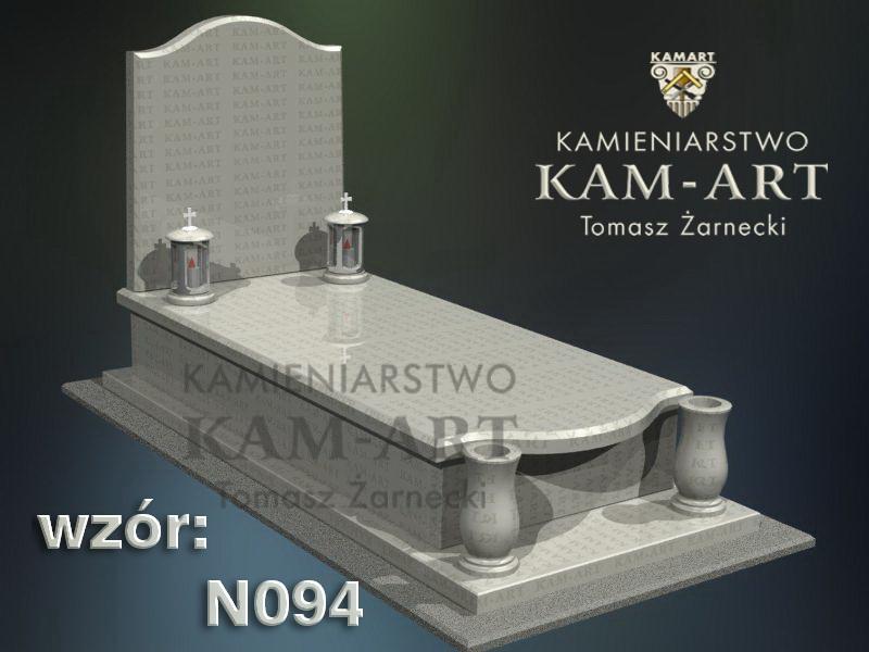 wzór-nagrobka-granitowego-kamieniarstwo-Kraków-94