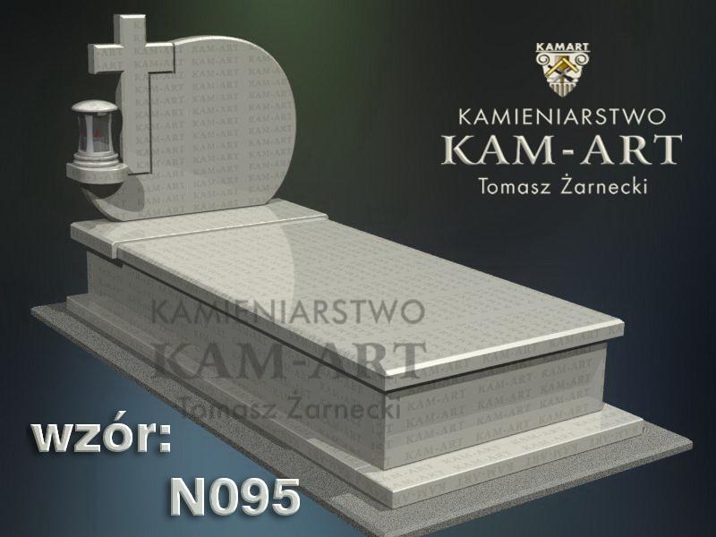 wzór-nagrobka-granitowego-kamieniarstwo-Kraków-95
