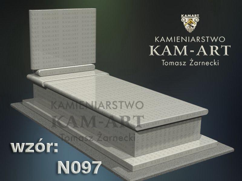 wzór-nagrobka-granitowego-kamieniarstwo-Kraków-97