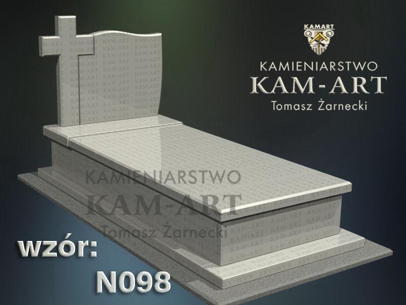 wzór-nagrobka-granitowego-kamieniarstwo-Kraków-98