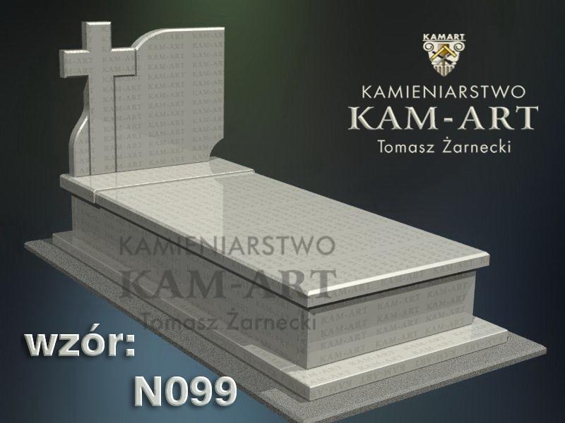 wzór-nagrobka-granitowego-kamieniarstwo-Kraków-99