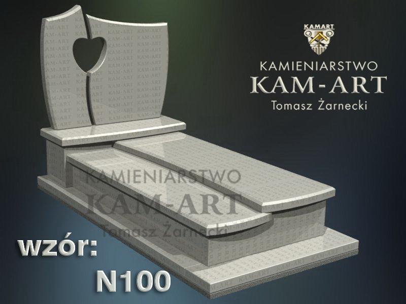 wzór-nagrobka-granitowego-kamieniarstwo-Kraków-100