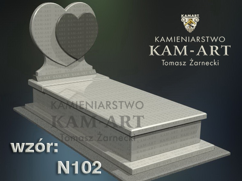 wzór-nagrobka-granitowego-kamieniarstwo-Kraków-102