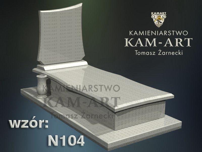 wzór-nagrobka-granitowego-kamieniarstwo-Kraków-104