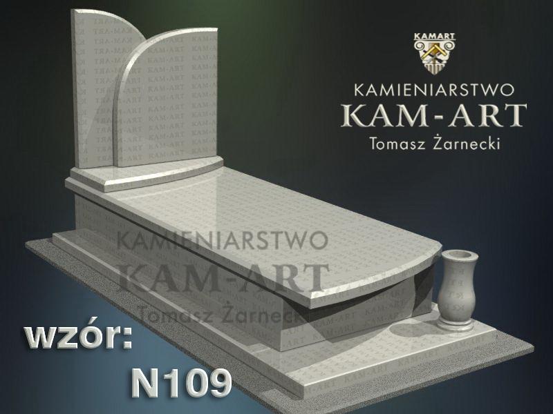 wzór-nagrobka-granitowego-kamieniarstwo-Kraków-109