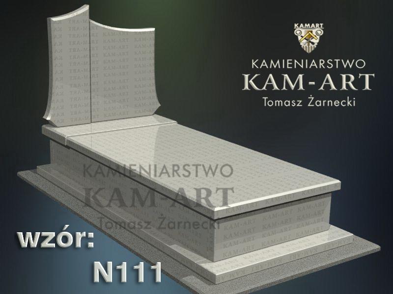 wzór-nagrobka-granitowego-kamieniarstwo-Kraków-111
