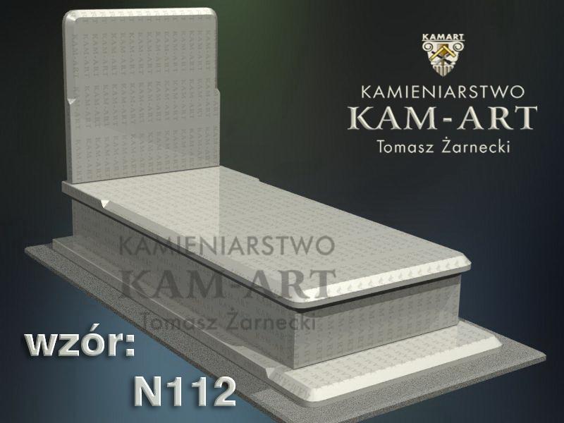wzór-nagrobka-granitowego-kamieniarstwo-Kraków-112